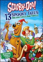 Scooby-Doo! - 13 Spooky Tales - Holiday Chills And Thrills
