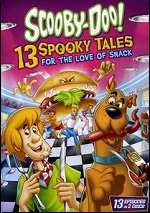Scooby-Doo! - 13 Spooky Tales - For The Love Of Snack