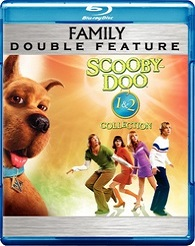 Scooby-Doo / Scooby-Doo 2: Monsters Unleashed (BLU-RAY)