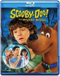 Scooby-Doo! The Mystery Begins (BLU-RAY)
