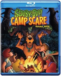 Scooby-Doo! Camp Scare (BLU-RAY)