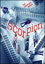 Scorpion - The Complete Series