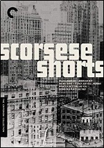Scorsese Shorts - Criterion Collection