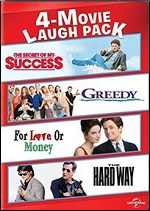 Secret Of My Success / Greedy / For Love Or Money / Hard Way