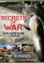 Secrets Of War - Weapons Of War