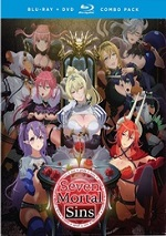 Seven Mortal Sins - The Complete Series (DVD + BLU-RAY)