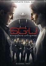 SGU - Stargate Universe - The Complete Final Season