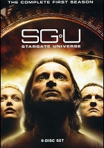 SGU - Stargate Universe - The Complete First Season