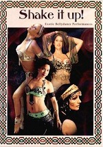 Shake It Up! - Exotic Bellydance Performances