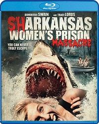 Sharkansas Womens Prison Massacre (BLU-RAY)