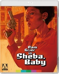 Sheba, Baby (BLU-RAY + DVD)