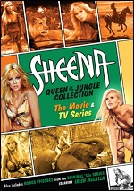Sheena - Queen Of The Jungle Collection - The Movie & TV Series