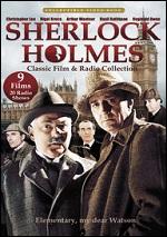 Sherlock Holmes - Classic Film & Radio Collection
