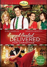 Signed, Sealed, Delivered - For Christmas