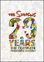 Simpsons - The Complete 20th Season