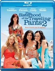 Sisterhood Of The Traveling Pants 2 (BLU-RAY)