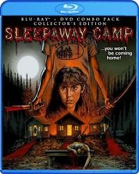 Sleepaway Camp - Collectors Edition (BLU-RAY + DVD)