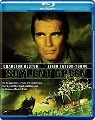Soylent Green (BLU-RAY)