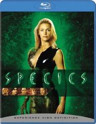 Species (BLU-RAY)