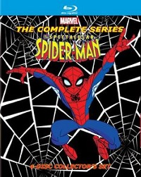 Spectacular Spider-Man - The Complete Series (BLU-RAY)