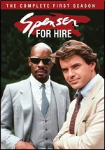 Spenser For Hire - The Complete First Season