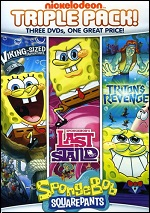 SpongeBob SquarePants Triple Pack