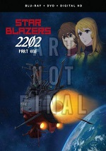 Star Blazers: Space Battleship Yamato 2202 - Part One (DVD + BLU-RAY)