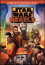 Star Wars Rebels - The Complete Season Four