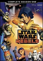 Star Wars Rebels - The Complete Season One