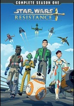 Star Wars Resistance - The Complete Season One
