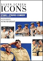 Stars & Stripes Comedy Double Feature - Silver Screen Icons
