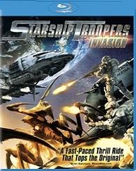 Starship Troopers - Invasion (BLU-RAY)