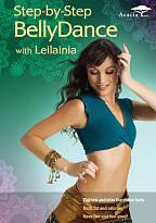 Step-By-Step Bellydance With Leilainia