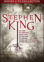 Stephen King - Movies & TV Collection