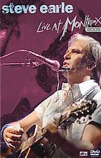 Steve Earle - Live At Montreaux 2005