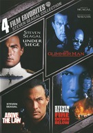 Steven Seagal Collection - 4 Film Favorites