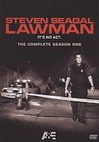 Steven Seagal - Lawman - The Complete Season One