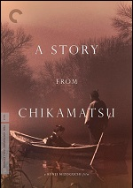 Story From Chikamatsu - Criterion Collection