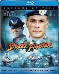 Street Fighter - Extreme Edition (BLU-RAY)