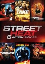 Street Heat - 6 Action Movies