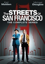 Streets Of San Francisco - The Complete Series