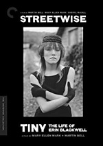 Streetwise / Tiny: The Life Of Erin Blackwell - Criterion Collection