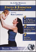 Stretch & Strenghten - Pregnancy Fitness With Kira Langolf