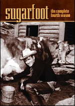 Sugarfoot - The Complete Fourth Season