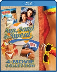 Sun, Sand & Sweat: 4 Movie Set (BLU-RAY)