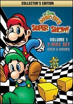 Super Mario Bros Super Show - Vol. 1