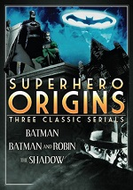 Superhero Origins
