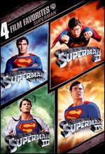 Superman - 4 Film Favorites