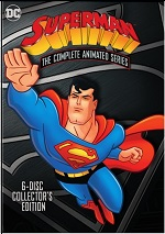 Superman - The Complete Animated Series - Collector's Edition