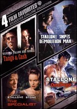 Sylvester Stallone Collection - 4 Film Favorites